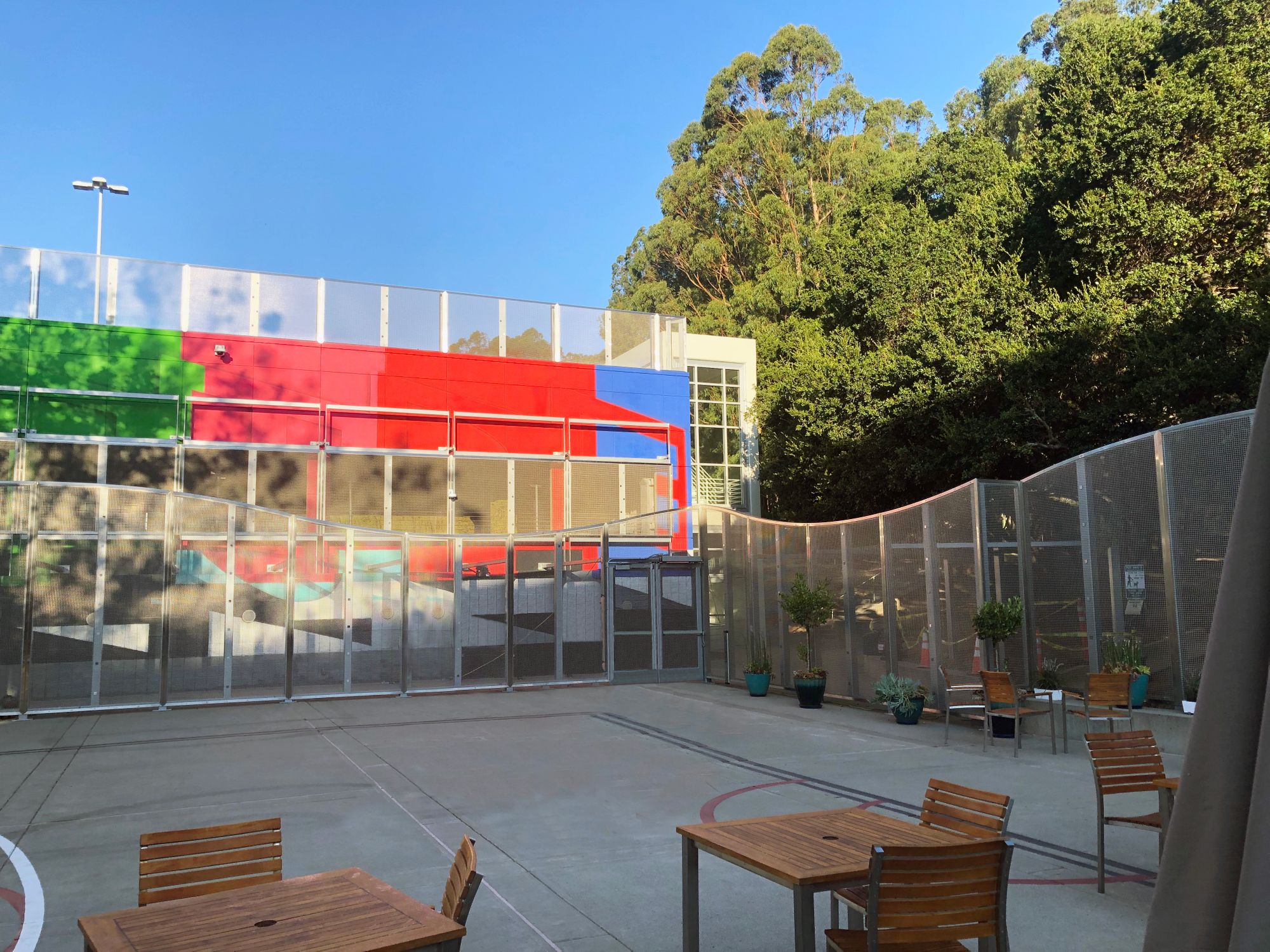 TALICA™ 8146 fencing at YouTube Headquarters