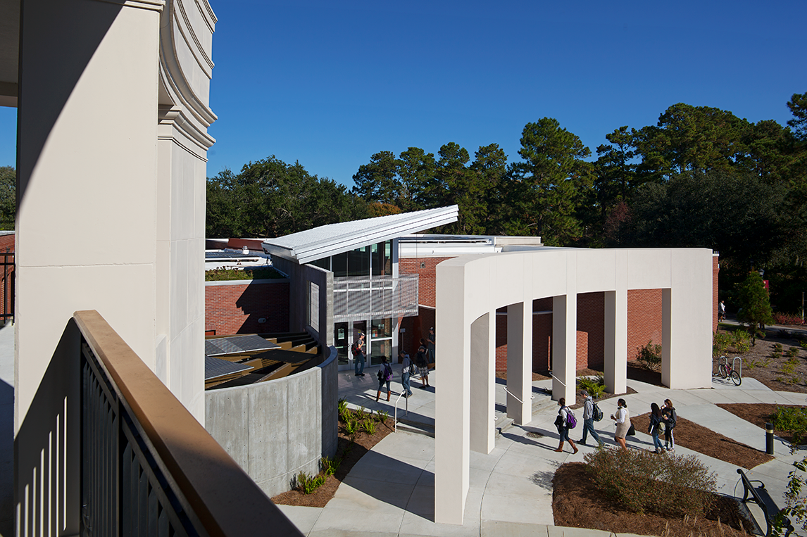 Learning Commons, Armstrong Campus of Georgia Southern University, Savannah, GA